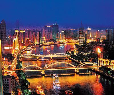 Гуанчжоу путеводитель